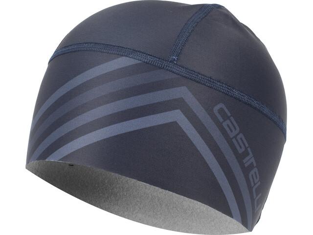 Castelli Viva 2 Skully Mütze Damen dark steel/ blue